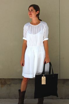 Love to make a dress like this for summer.