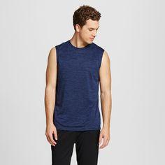 Men's Sleeveless Tech T-Shirt