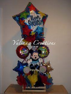 Fiesta de Mickey Mouse!!!