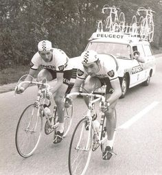 "Peugeot-BP-Michelin teammates Ferdinand ""Ferdi"" Bracke and Eddy Merckx would pair with one another to win the 2-up team time trial Trofeo Angelo Baracchi in both the 1966 and 1967 seasons."