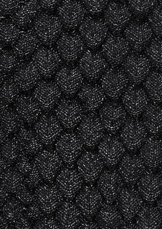 Faux furs and reptile embossed leathers.