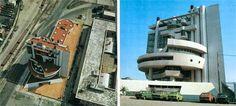 Arqueología del Futuro: 1969 1980 Casa del Portuale [Aldo Loris Rossi] TECNOMORFISMOS