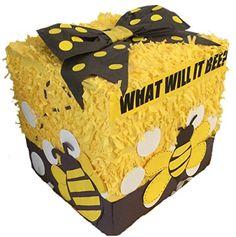 Piñatas~ What will it Bee? Gender Reveal Pinata APINTA4U http://www.amazon.com/dp/B019JL7XAK/ref=cm_sw_r_pi_dp_ySUexb0S3J6Z2
