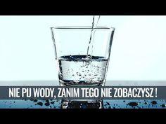 OBALAMY MITY - Nie pij wody, zanim tego nie zobaczysz?! #76 - YouTube Shot Glass, Tableware, Youtube, Dinnerware, Tablewares, Dishes, Place Settings, Youtubers, Youtube Movies
