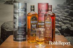 Bushmills, la destilería más vieja del mundo, llega a México para lanzar sus elaborados whiskies irlandéses de calidad.