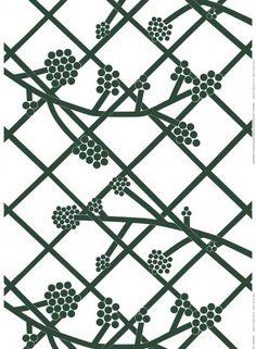 Carina Seth Andersson: Hortensie  cotton linen