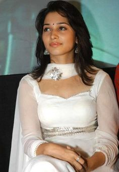 Cute Tamanna Looks Hot and Cute in Tight Dress