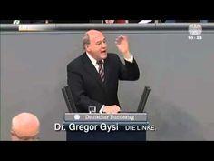 Unbedingt anschauen!  Gregor Gysi spricht Klartext. Wutrede und Abrechnu...