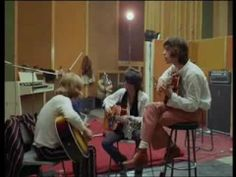"""""""Sympathy for the Devil"""" Studio Sessions — Documentary Film of The Rolling Stones at Work"""
