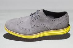 LUNARGRAND WINGTIP BY COLE HAAN (NIKE LUNAR)...Tim would love these.
