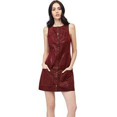 9fe2fd29522a0 Guess Robe débardeur rouge pas cher prix Robe Femme Brandalley 129.90 € Robe  Débardeur, Femme