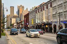 Czekolada z farszem: Singapur #2 Street View, Singapore