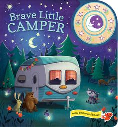 - Strengthens listening skills - Supports language & literacy - Encourages social-emotional growth Join Little Camper on an adventure with the look and feel of a classic children's book. You'll hear a