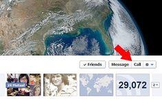 Facebook testa recurso de chamadas em vídeo