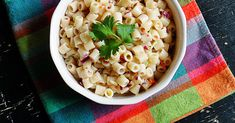 Let's be honest. Sometimes you just need a quick pasta salad when you already have too much on your entertaining plate.
