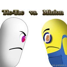 Tic-Tac vs Minion Tic Tac, Tweety, Minions, Memes, Fictional Characters, Art, Art Background, The Minions, Meme