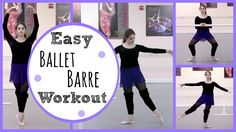 This is my classic ballet barre workout. It will build your ballet technique and strength as well as lengthen your muscles. Everyone from young student dance. Pole Dance Moves, Pole Dancing Fitness, Dance Tips, Dance Exercise, Workout Room Home, Workout Rooms, At Home Workouts, Ballet Barre Workout, Ballet Workouts