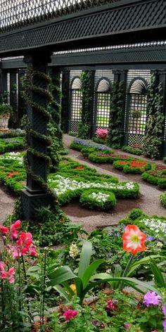 French Garden at Duke Farms