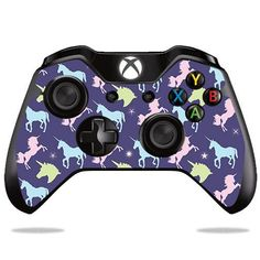 Unicorn Dream Microsoft Xbox One/ One S Controller Skin https://www.mightyskins.com/ #MightySkins #xboxone