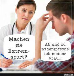 Machen sie Extrem-Sport?   Lustige Bilder, Sprüche, Witze, echt lustig
