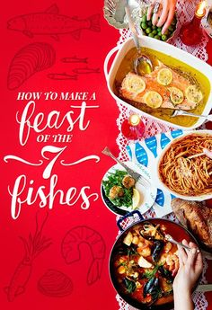 Click HERE for a full Feast of the Seven Fishes menu.   The Most Delicious And Foolproof Way To Cook Salmon