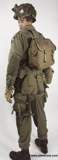 Billedresultat for m7 paratrooper holster