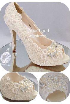 Schuh-dekorationen Mode Schuh Clip Handgemachte Perle Luxus Hochzeit Schuhe Braut Hohe Ferse Dekoration Blumen Dekoration Charms Zubehör Schuhzubehör