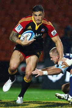 Sonny Bill Williams - thighs, yes!