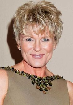 15 Best Short Hair Styles for ladies Over 60 - Love this Hair