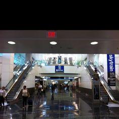 Miami International Airport June 16, 2012.