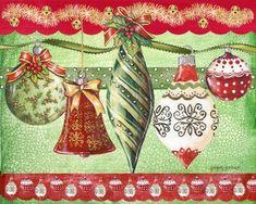 Christmas Ornaments (Gregory Gorham)