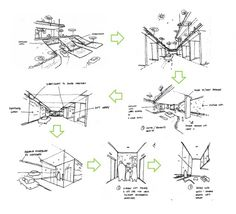 DP architects alternate the garden levels of jardin in singapore Architecture Concept Drawings, Architecture Portfolio, Architecture Diagrams, Modern Architecture, Dp Architects, Urban Design Concept, Garden Levels, Landscape Plans, Design Museum