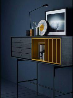 Detalle acabado muebles diseño Treku