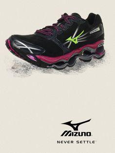 Mizuno Women's Wave Prophecy 2 Running Shoe