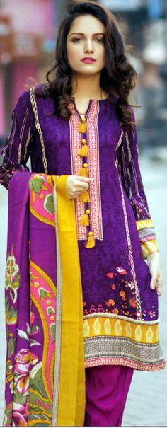 Firdous Pashmina winter cloth 2017 #wintercloth