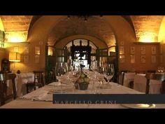 ▶ Antinori - Osteria di Passignano Uno dei migliori indirizzi in Toscana #antinori #tuscany #signorini
