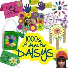 girl scout making choices crafts | Hundreds of Daisy Girl Scout Ideas from MakingFriends.com