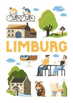 Als kunstposter te koop op: https://www.catch-online.nl/kunstenaars/jochem-coenen #Limburg #poster #Holland