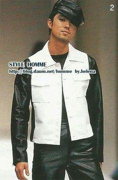 1996.2~3 ファッションショー(ELLE TOP MODEL)
