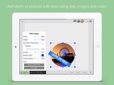 Ignite Teaching - a great free iPad app w/ educational portal for creating multimedia projects Special Needs Students, Group Work, Project Based Learning, Make It Simple, Collaboration, Free Apps, Coding, Classroom, Ipad App