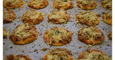 helpot pikkupizzat, kinkkupizza, lasten pizza, suolaista tarjottavaa, tonnikalapizza, suolaiset leivonnaiset Muffin, Pizza, Breakfast, Food, Morning Coffee, Essen, Muffins, Meals, Cupcakes