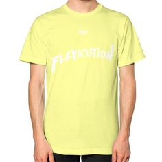 Flexicution Logic Unisex T-Shirt (on man)