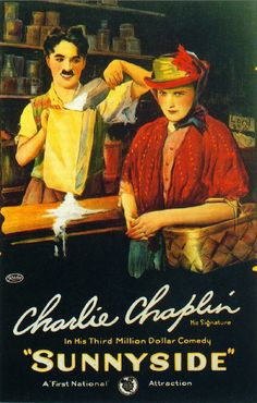 Charlie Chaplin - Sunnyside....1919