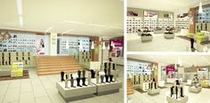 Easy Step   SCG London Retail Sector, Retail Design, Photo Wall, London, Easy, Projects, Home Decor, Log Projects, Photograph
