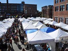 Shopping & Style Flea Markets, SoWa Open Market