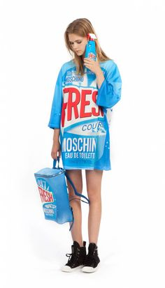 "О.Кирба: Во, Москино, во, дает! Скоро. Женский аромат Moschino Fresh Couture - 8 Октября 2015 - Проект ""Ваш-Аромат.ру"": духи, парфюмерия, тестеры"