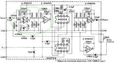 mn3208 bl3208 chorus schematic - Google Search