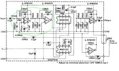 mn3208 bl3208 chorus schematic - Google Search