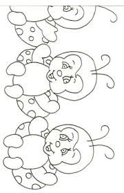 Resultado de imagem para riscos de barradinho falso Cute Coloring Pages, Coloring Sheets, Coloring Books, Tole Painting, Fabric Painting, Applique Patterns, Quilt Patterns, Ladybug Crafts, Stuffed Animal Patterns