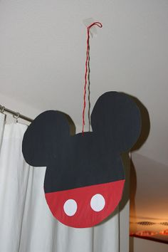 Nicholson Photography: Mickey Mouse Party